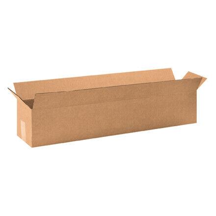 """32 x 6 x 6"""" Long Corrugated Boxes - 25 Per Bundle"""