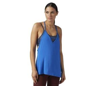 Reebok Women's Studio Favourites Strappy Tank