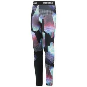 Reebok Kids Reebok Girl Squad Stardust Print Leggings Kids
