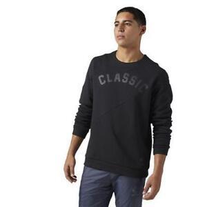 Reebok Men's Reebok Classics Contemporary Crewneck Sweatshirt