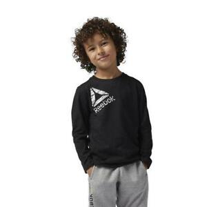 Reebok Kids Essential Long Sleeve Tee Kids