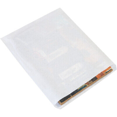 15 X 18 White Flat Merchandise Paper Mailer Envelopes Bags - Pack Of 500