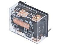 Buy SPNO PCB Mount Latching Relay, 5V dc