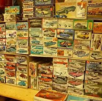 WANTED: Model kits Cars Trucks Choppers unbuilt , built Liverpool Liverpool Area Preview
