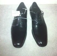 Hugo Boss dress shoes size 11 - BRAND NEW with tags