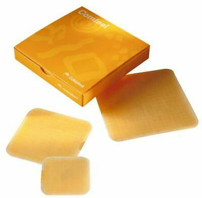 Coloplast Comfeel Plus Ulcer Dressing 6x6 Sterile Hydrocolloid - Box Of 5 -