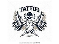 Naughty and nice tattoo's