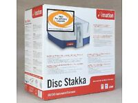 Imation Disc Stakka - Automated CD/DVD Carousel Retrieval System & Software.