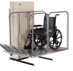 VPL Vertical Platform Lift, Wheelchair, porch/deck lifts, Ramps Kitchener / Waterloo Kitchener Area image 5
