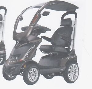 HEARTWAY PF7S MOBIL ITY SCOOTER Over $4000.00 off New price