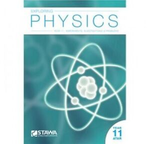 Physics Year 11 STAWA Textbook - Great condition Cottesloe Cottesloe Area Preview