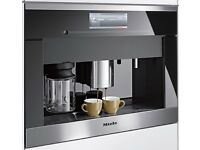 Miele 6805 built in coffee machine
