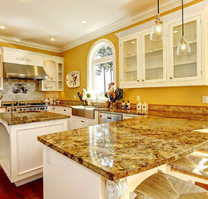 *QUARTZ COUNTER-TOPS*
