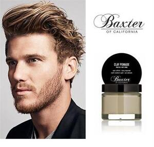 NEW BOC HAIR STYLING CLAY POMADE  BAXTER OF CALIFORNIA MEN'S GROOMING - HAIR CARE - STYLING PRODUCTS - POMADES  77514901
