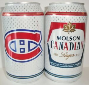 Collector looking for Montréal Canadiens 473ml Molson can