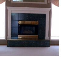 """Gas Fireplace insert for sale (36"""")"""