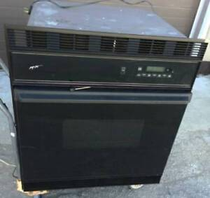 GE gas built in wall oven, 1 year warranty