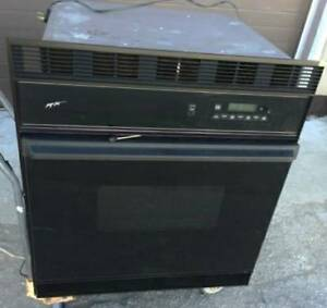 GE gas built in wall oven, 12 month warranty