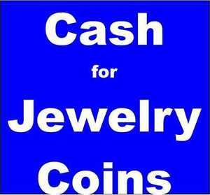 BuyingCoins..Jewelry..Coins Jewelry Sterling $$$$Top Prices Paid