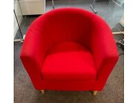 FREE TO COLLECTOR - Red Armchair