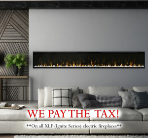 Electric Fireplace - Dimplex XLF100, XLF74, XLF50 -Ignite Series