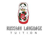 Russian classes for children and adults