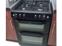 Belling gas cooker in excellent condition hardly used