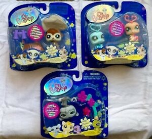 LITTLEST PET SHOP VINTAGE PETS
