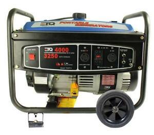 Portable generators diesel solar and propane ebay for Yamaha propane inverter generator
