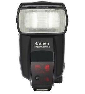 Canon 580EX II Vs. Nikon 400