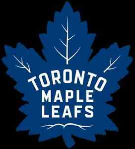 Toronto Maple Leafs Tickets Vancouver Nashville Saturday Upper Kitchener / Waterloo Kitchener Area image 1