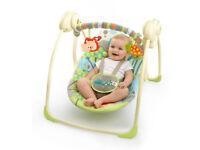 Bright stars swinging chair