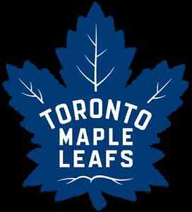 Toronto Maple Leaf's Home Opener Tickets - Oct. 15th 2016
