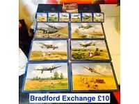 Bradford exchange Raf table mats
