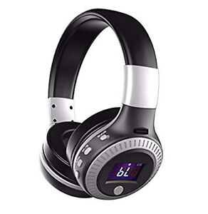BRAND NEW Foldable Headset/Headphone with LCD Display