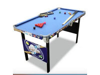 Snooker table for kids