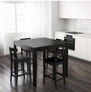 IKEA High Top Dining Table - perfect for apartment $300