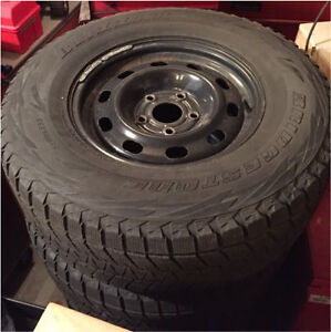 Rims and Tires for Dodge Ram