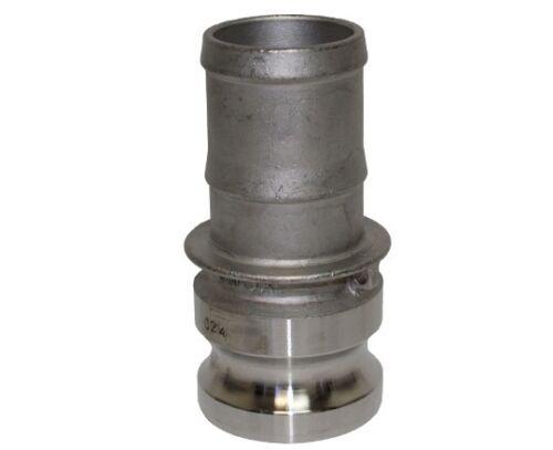 """5"""" Aluminum Cam Lock x Cam Lock Couplers"""