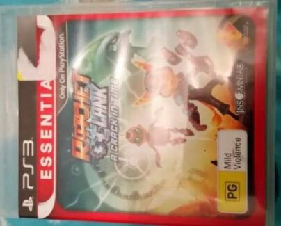 PS3 Ratchet & Clank: A Crack In Time