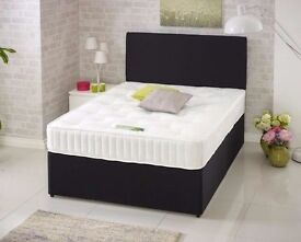Order Today Deliver Today Double Bed & Memory foam Mattress BRANDNEW Factory Price