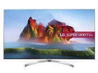"LG 60"" TV - LG 60SJ810V - 60"" HDR 4K ULTRA HD LED Smart TV with webOS 3.5 & WiFi"