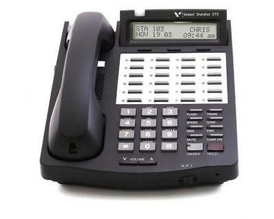 Vodavi Sts 24 Button Display Speakerphone Charcoal 3515-71