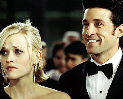 Reese Witherspoon & Patrick Dempsey [1032078] 8x10 Photo (