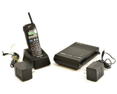 Panasonic KX-T7885 900 MHz 12 Lines Cordless Phone