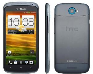 HTC ONE S 16GB UNLOCKED CELL PHONE FIDO ROGERS VIDEOTRON CHATR TELUS BELL PUBLIC MOBILE KOODO VIRGIN MOBILE WIFI HSPA