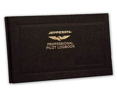 Jeppesen Professional Pilot Logbook - Best choice for Career Pilots! 10001795