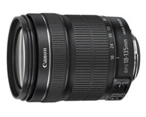 Objectif Canon EFS 18-135mm 1:3.5-5.6 IS STM