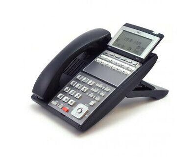 Nec Ux5000 Ip3na-12txh Black Display Phone