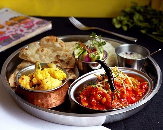 Indian tandoori/curry chef